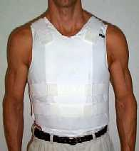 American Body Armor Level II Vests - Front