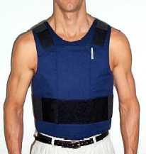 Safariland Body Armor Level III-A - Front
