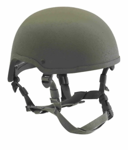 "Gunfighter Kevlar Helmet  ""Bare"""
