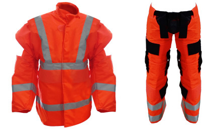 Industrial-Safety Armor -ackets-and-Chaps