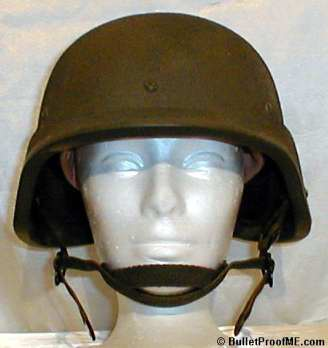 Military Surplus Kevlar Helmet - Front