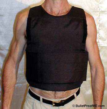 ProMAX Tactical with Neck and Groin Protection Removed - Front
