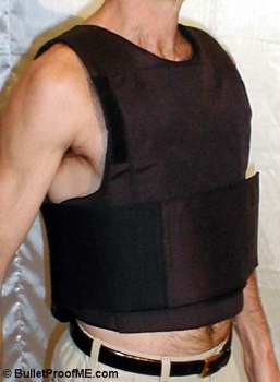 ProMAX Tactical with Neck and Groin Protection Removed - Side