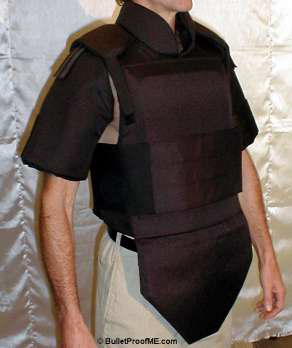 ProMAX Tactical with Upper Arm Protectors - Side