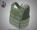 Banshee Rifle Plates Carrier