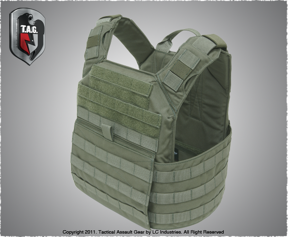 Tactical Assault Gear Banshee Plate Carrier