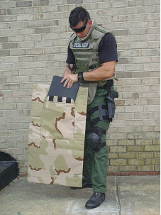 Tactical Ballistic Blanket  - Rifle Plate Upgrade