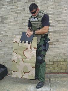 BulletProofME com Body Armor - Tactical Ballistic Blanket